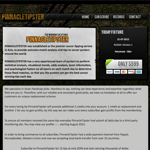 pinnacle-tipster